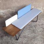 Banc_chene_tissu_bleu_blanc_gris_banquette_mobilier_vintage_sur_mesure_creation_design_annee_50_60_fabriquer_france_made_in_gentlemen_designers_strasbourg_alsace_francais-re (2)
