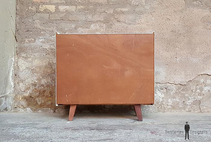 Meuble_2_portes_blanc_noyer_pied_compas_vintage_unique_original_gentlemen_designers_strasbourg_paris_alsace_handschuheim_bas-rhin_france-(1)