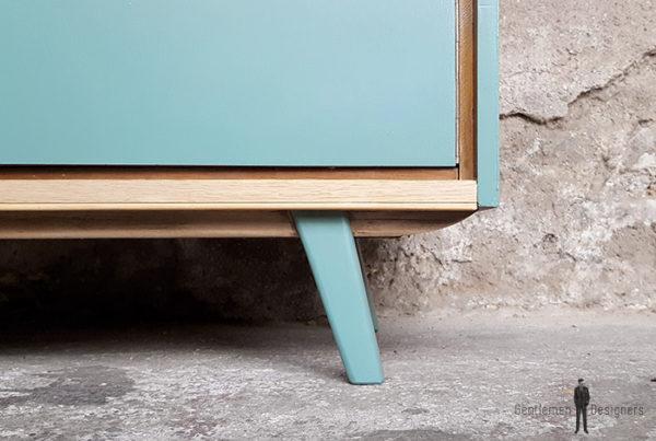 Meuble_graphique_vert_turquoise_pied_compas_vintage_unique_original_gentlemen_designers_strasbourg_paris_alsace_handschuheim_bas-rhin_france-(3)