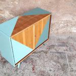 Meuble_graphique_vert_turquoise_pied_compas_vintage_unique_original_gentlemen_designers_strasbourg_paris_alsace_handschuheim_bas-rhin_france-(5)