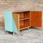Meuble_graphique_vert_turquoise_pied_compas_vintage_unique_original_gentlemen_designers_strasbourg_paris_alsace_handschuheim_bas-rhin_france-(6)