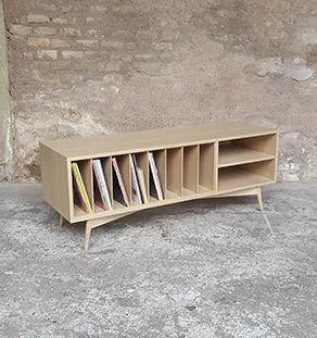 creation sur mesure meuble vinyle chne mrv lc 2e 01