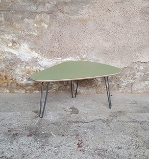 table_basse_strat_vert_pied_metal_vintage_unique_original_gentlemen_designers_strasbourg_paris_alsace_handschuheim_bas-rhin_france-vignette