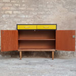 meuble_rangement_2_tiroirs_2_porte_jaune_noir_vintage_unique_original_gentlemen_designers_strasbourg_paris_alsace_handschuheim_bas-rhin_france-(4)