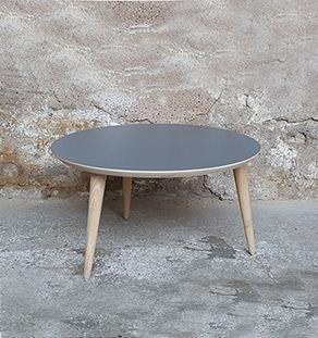 table_basse_ronde_gris_vintage_unique_original_gentlemen_designers_strasbourg_paris_alsace_handschuheim_bas-rhin_france-vignette
