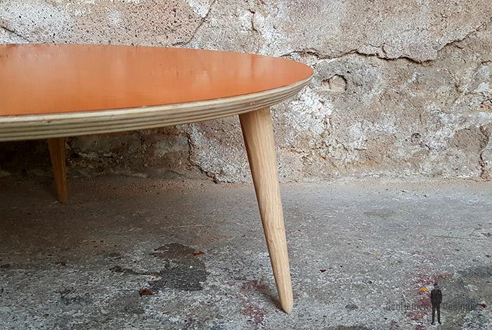 table_basse_ronde_orange_vintage_unique_original_gentlemen_designers_strasbourg_paris_alsace_handschuheim_bas-rhin_france-(1)