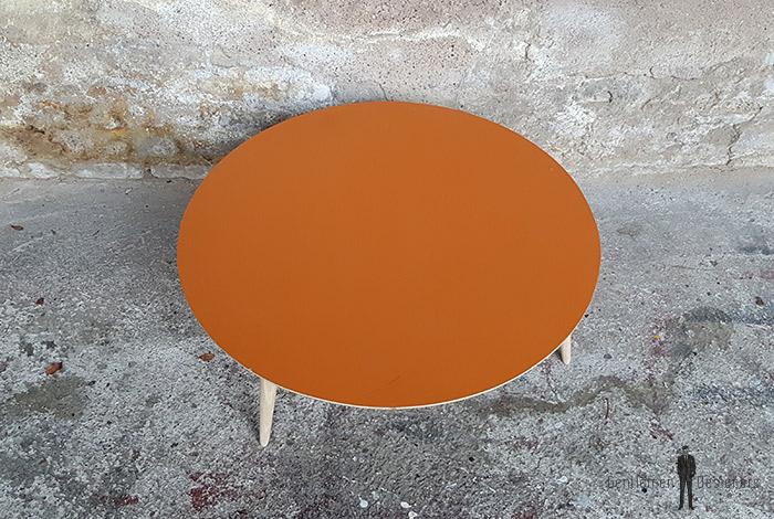 table_basse_ronde_orange_vintage_unique_original_gentlemen_designers_strasbourg_paris_alsace_handschuheim_bas-rhin_france-(3)