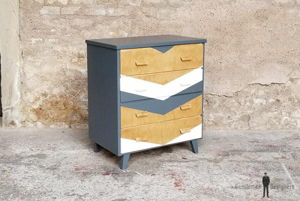 commode_4_tiroirs_graphique_motif_gris_blanc_sur_mesure_vintage_unique_original_gentlemen_designers_strasbourg_paris_alsace_handschuheim_bas-rhin_france-(1)