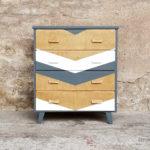 commode_4_tiroirs_graphique_motif_gris_blanc_sur_mesure_vintage_unique_original_gentlemen_designers_strasbourg_paris_alsace_handschuheim_bas-rhin_france-(2)
