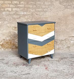 commode_4_tiroirs_graphique_motif_gris_blanc_sur_mesure_vintage_unique_original_gentlemen_designers_strasbourg_paris_alsace_handschuheim_bas-rhin_france-vignette