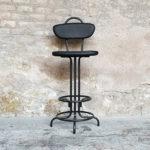 chaise_haute_monochrome_noir_rouge_vert_sur_mesure_vintage_unique_original_gentlemen_designers_strasbourg_paris_alsace_handschuheim_bas-rhin_france-(8)