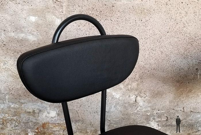 chaise_noir_rouge_vert_monochrome_sur_mesure_vintage_unique_original_gentlemen_designers_strasbourg_paris_alsace_handschuheim_bas-rhin_france-(10)