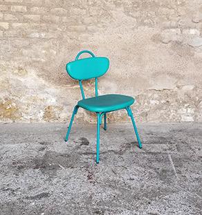 chaise_noir_rouge_vert_monochrome_sur_mesure_vintage_unique_original_gentlemen_designers_strasbourg_paris_alsace_handschuheim_bas-rhin_france-vert_vignette
