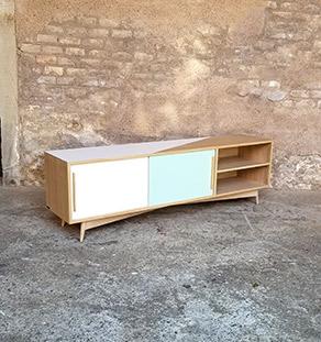 buffet_enfilade_2_porte_battante_turquoise_gris_blanc_etagere_sur_mesure_vintage_unique_original_gentlemen_designers_strasbourg_paris_alsace_handschuheim_bas-rhin_france-vignette