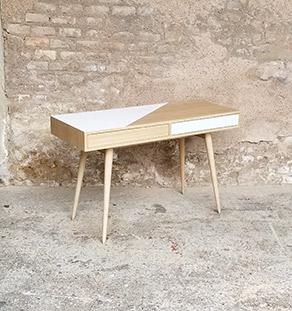 bureau-vintage-2-tiroirs_gris_sur_mesure_vintage_unique_original_gentlemen_designers_strasbourg_paris_alsace_handschuheim_bas-rhin_france-vignette