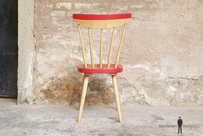 chaise_bureau_rouge_motif_graphique_barreaux_sur_mesure_vintage_unique_original_gentlemen_designers_strasbourg_paris_alsace_handschuheim_bas-rhin_france-(2)
