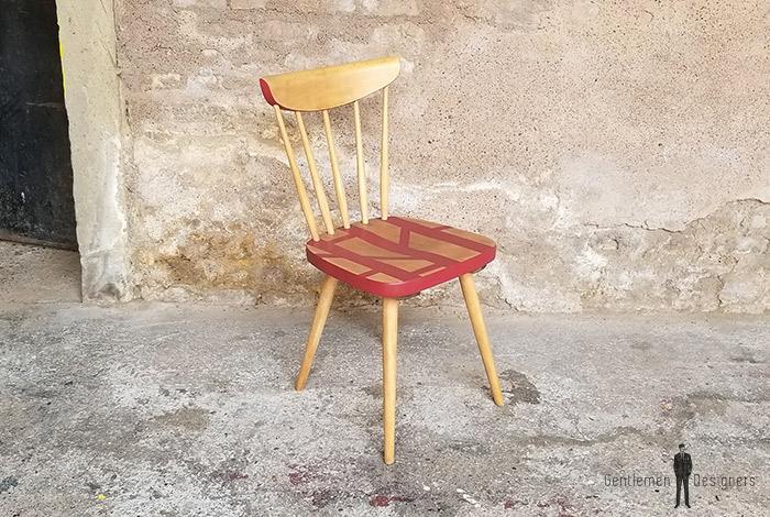 chaise_bureau_rouge_motif_graphique_barreaux_sur_mesure_vintage_unique_original_gentlemen_designers_strasbourg_paris_alsace_handschuheim_bas-rhin_france-(5)