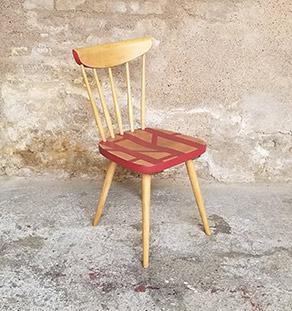chaise_bureau_rouge_motif_graphique_barreaux_sur_mesure_vintage_unique_original_gentlemen_designers_strasbourg_paris_alsace_handschuheim_bas-rhin_france-vignette
