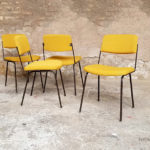 lot_4_chaises_jaune_tissus_sur_mesure_vintage_unique_original_gentlemen_designers_strasbourg_paris_alsace_handschuheim_bas-rhin_france-(1)