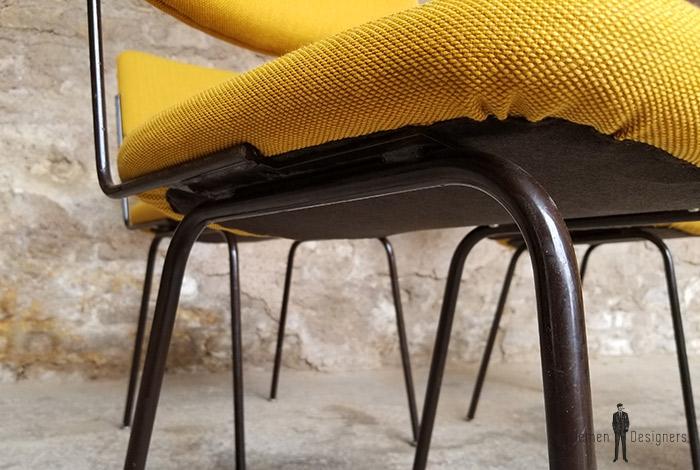 lot_4_chaises_jaune_tissus_sur_mesure_vintage_unique_original_gentlemen_designers_strasbourg_paris_alsace_handschuheim_bas-rhin_france-(2)