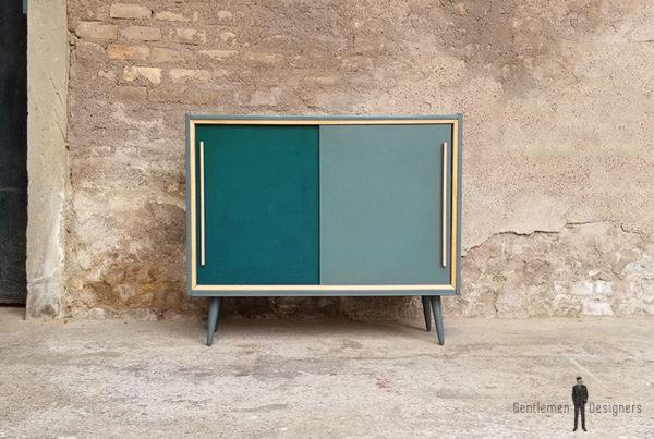 meuble_appoint_gris_vert_2_portes_sur_mesure_vintage_unique_original_gentlemen_designers_strasbourg_paris_alsace_handschuheim_bas-rhin_france-(2)
