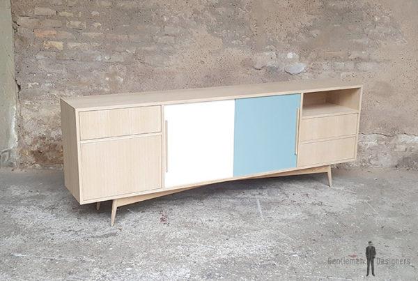 enfilade_chene_blanc_bleu_sur_mesure_vintage_unique_original_gentlemen_designers_strasbourg_paris_alsace_handschuheim_bas-rhin_france-(1)