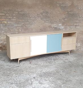 enfilade_chene_blanc_bleu_sur_mesure_vintage_unique_original_gentlemen_designers_strasbourg_paris_alsace_handschuheim_bas-rhin_france-vignette
