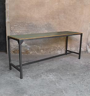 mange_debout_acier_indus_plateau_bois_vert_sur_mesure_vintage_unique_original_gentlemen_designers_strasbourg_paris_alsace_handschuheim_bas-rhin_france-vignette
