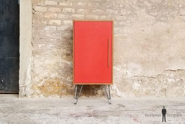 meuble_teck_rangement_pieds_industriel_metal_orange_sur_mesure_vintage_unique_original_gentlemen_designers_strasbourg_paris_alsace_handschuheim_bas-rhin_france--(5)