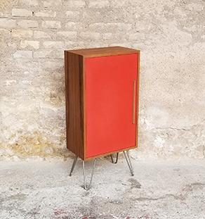 meuble_teck_rangement_pieds_industriel_metal_orange_sur_mesure_vintage_unique_original_gentlemen_designers_strasbourg_paris_alsace_handschuheim_bas-rhin_france-vignette