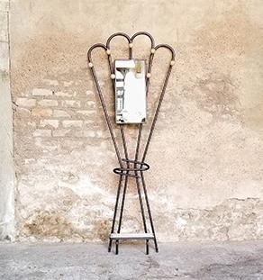 porte-manteau_acier_noir_miroir_range_parapluie_boule_chene_sur_mesure_vintage_unique_original_gentlemen_designers_strasbourg_paris_alsace_handschuheim_bas-rhin_france-vignette