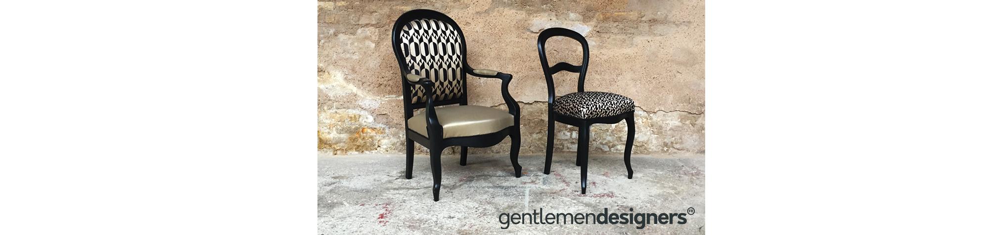 Les chaises VOLTAIRE