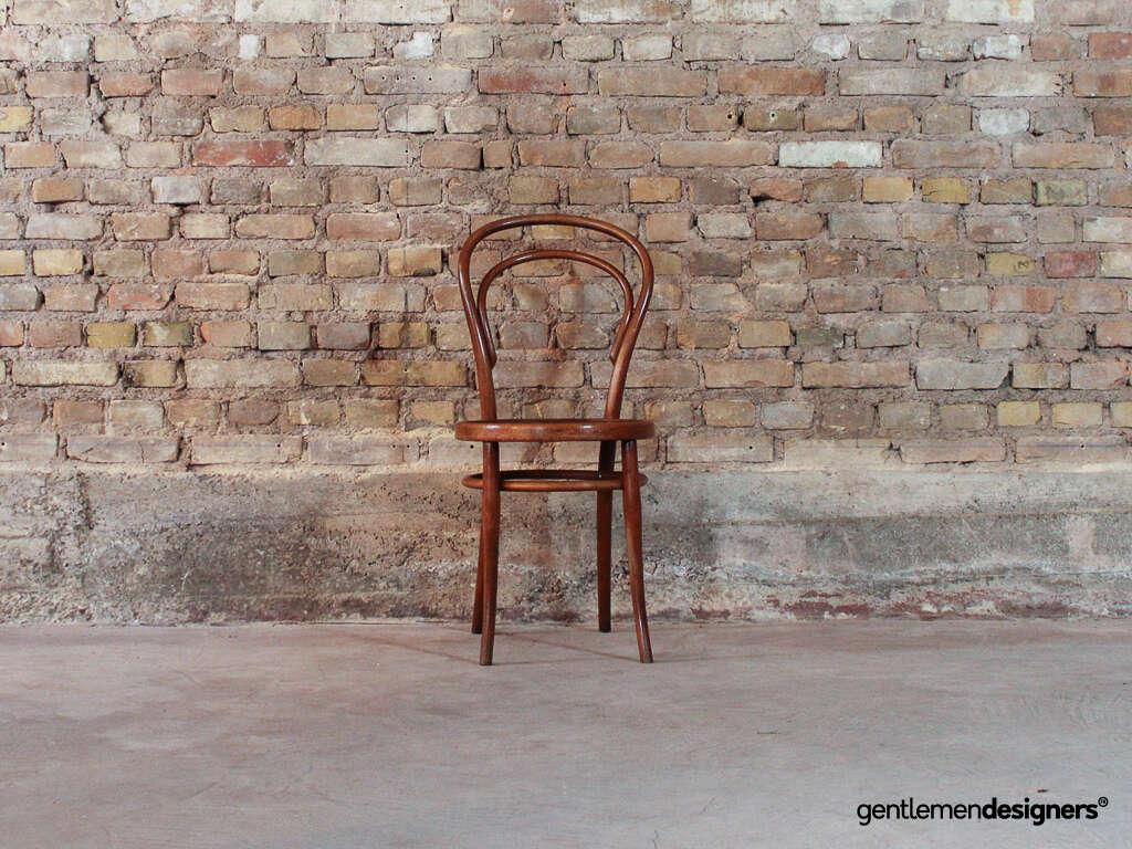 La chaise Bentwood – Jacob & Josef Kohn