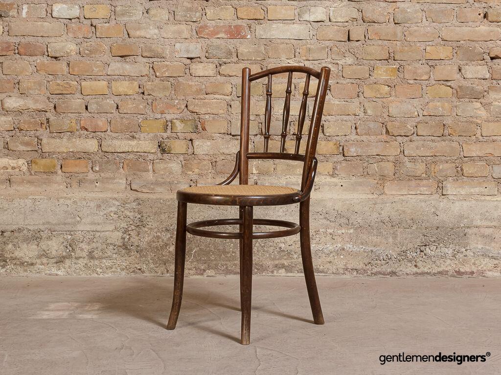 La chaise bistrot en bois courbé – David Gabriel Fischel & Fils