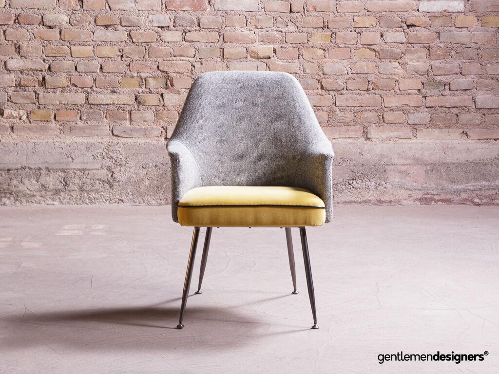 Rénovation complète – Le fauteuil scandinave